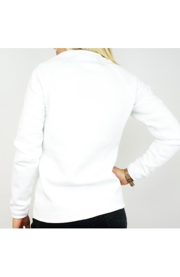 Hologram Emblem Sweat-shirt
