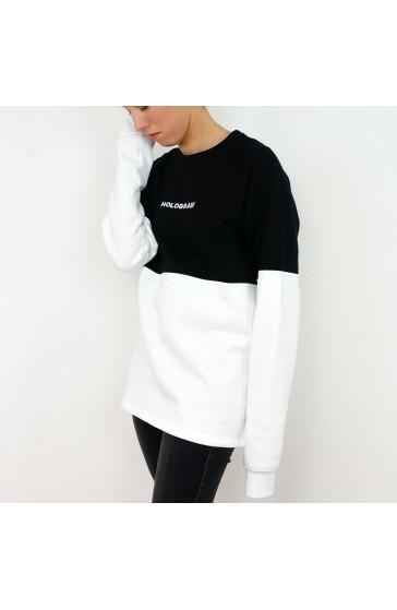 Hologram Oreo Sweat-shirt