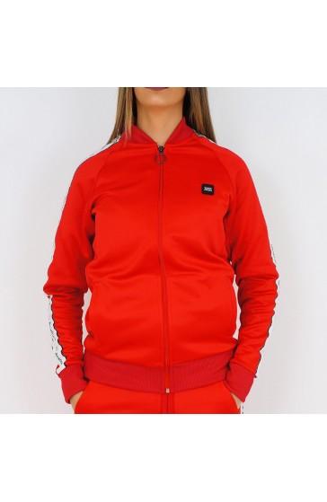 Hologram Structure red Jacket