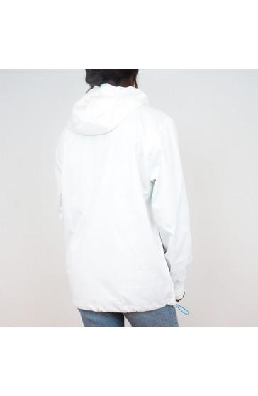 Coupe vent Hologram Sleet white